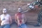 Mexican chainsaw massacre