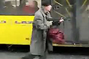 How to Flag Down a Bus in Russia