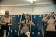 Changing Room Spy Video
