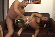 Anal Champagne