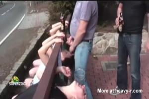 Shaved Belly Pus