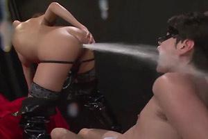 Japanese Milk Squirting
