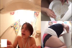 Drunk Girls Puking In The Toilet Part2