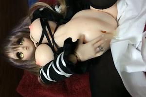 Dollfie Pussy Creampied