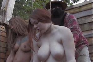 Young female masturbation