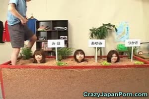 WTF Japanese Plant Girl Gets Fucked!